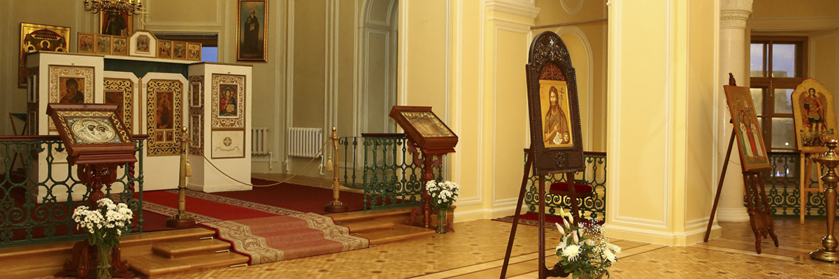 Admire the Rennaissance beauty of the russian emperor s exquisite chapel