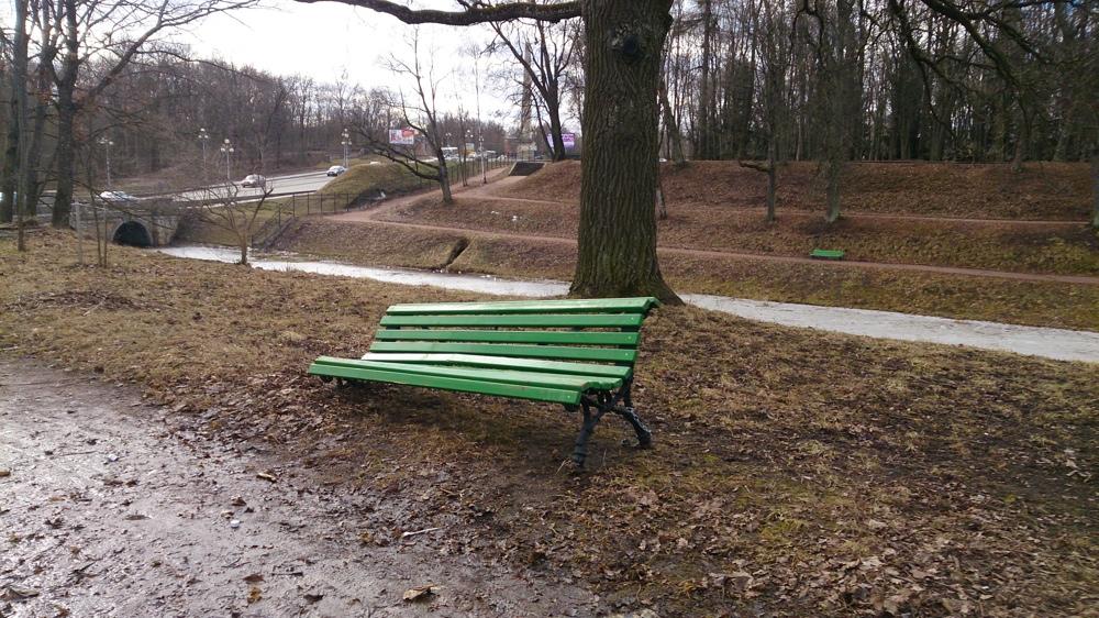 Парк диванов