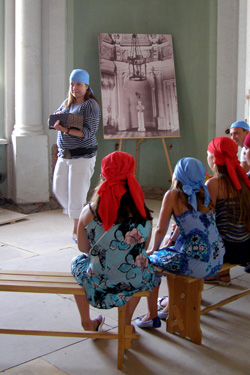 День рождения в Гатчинском дворце