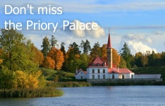 Priory Palace
