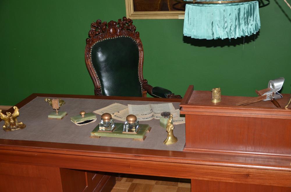 Кабинет императора Александра III