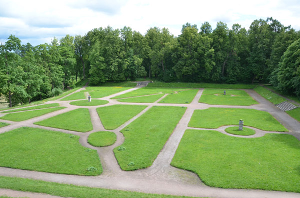 голландскй сад