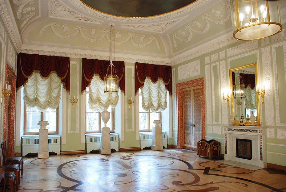 Anteroom First Floor Gatchina Palace Gatchina State