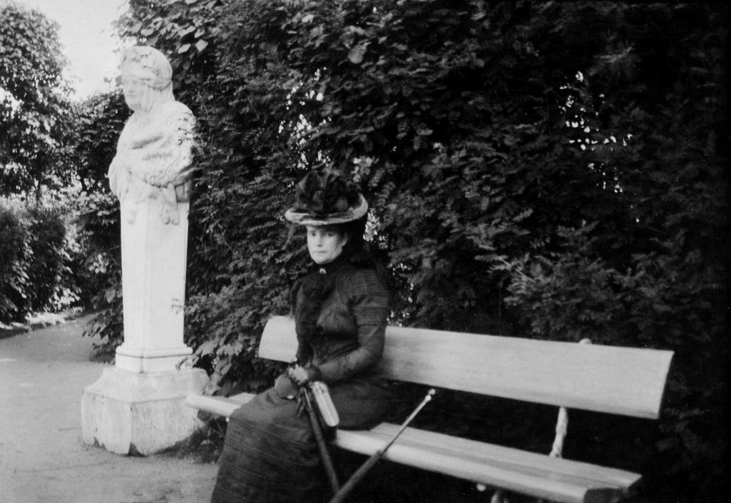 Вдовствующая императрица Мария