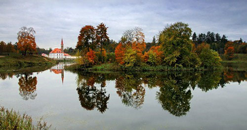 Gatchina Priory Park